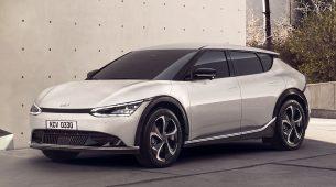 Upravo razotkrivena Kia EV6 pokazuje nove dizajnerske smjernice