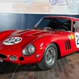 5. Ferrari 250 GTO