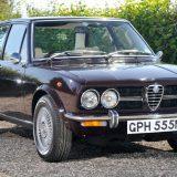 8. Alfa Romeo Alfetta