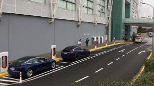 Tesla sada u Europi ima preko 600 stanica za punjenje