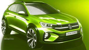 Uskoro stiže novi potpuno novi Volkswagenov model Taigo