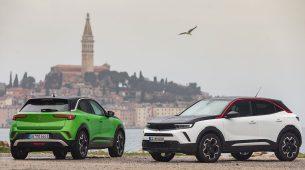 Opel Mokka sada u prodaji uz benzinski, dizelski i elektromotor