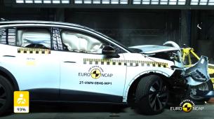 VW ID.4 dobio 5 zvjezdica za sigurnost, Dacija samo dvije