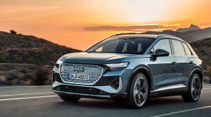 Audi je proširio električnu obitelj e-tron modela na Q4 i Q4 Sportback
