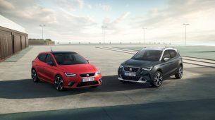 Seat predstavio redizajnirane modele Ibiza i Arona