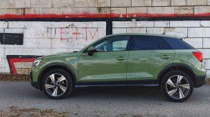 Audi Q2 35 TFSI S Advanced+ – Osvježenje u korak s vremenom