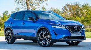 Nissan je u Zagreb doveo novi Qashqai i električni model Ariya