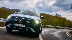 Stigao početni model iz Mercedes-EQ obitelji – EQA od 394.000 kn