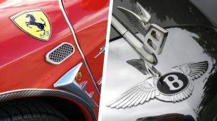 Nema žurbe za klasičare: električni Bentley i Ferrari dolaze tek 2025.