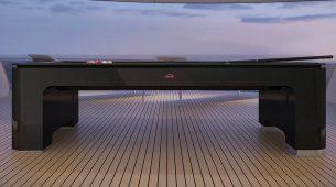 Bugatti proizveo neviđeno luksuzni – biljarski stol