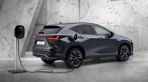Potpuno novi Lexus NX dobiva i plug-in hibridnu verziju