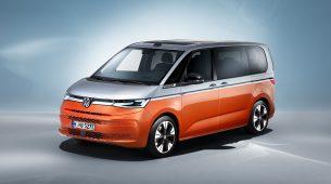 Svjetska premijera novog Volkswagen Multivana