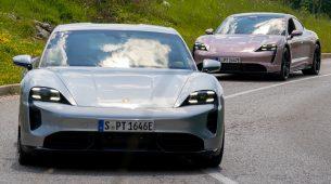 Uz Porsche Experience isprobali postojeće verzije Taycana, ali i upoznali novi Cross Turismo