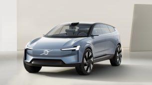 Volvo Concept Recharge – vizija nove generacije e-vozila