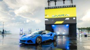 Emira – Lotusov oproštaj od benzinaca