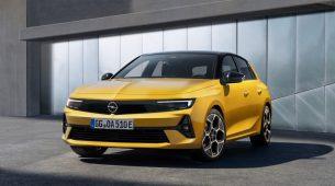 Najavljena nova, elektrificirana, Opel Astra