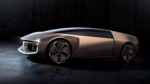Pininfarina Teorema – teorijski koncept električnog autonomnog vozila