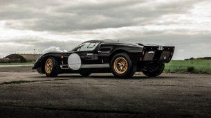 Tvrtka koja elektrificira legendarne automobile dohvatila se modela GT40