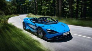Najsnažniji kabriolet ikada: McLaren 765LT Spider