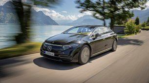 Otvorene narudžbe za luksuzni električni Mercedes EQS