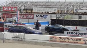 Utrka ubrzanja koju smo čekali: Nevera vs. Tesla Model S Plaid