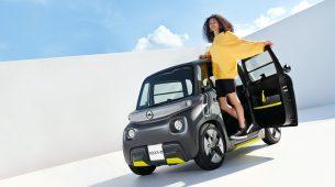 Opel Rocks-e gradski je minijaturni auto za mlade