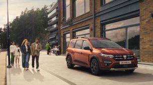 Predstavljena Dacia Jogger – obiteljski SUV s do 7 sjedala