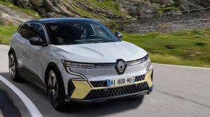 Megane E-Tech Electric prvi je Renault električni SUV