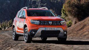 Obnovljena Dacia Duster dostupna je u salonima od 104.900 kuna