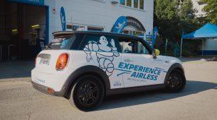 Michelin testirao gume bez zraka na javnoj cesti
