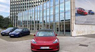 Tesla je otvorila svoj prvi pravi salon u Zagrebu