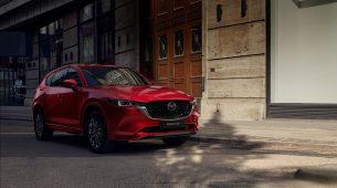 Osvježena Mazda CX-5 standardno dolazi s AWD pogonom