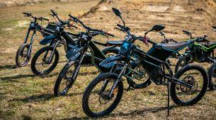 Stigli su Kuberg električni motocikli za one željne uzbuđenja