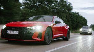Audi tour e-xperience za upoznavanje novog Q4 e-trona i njegovog Sportback izdanja