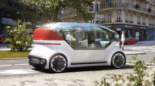 Volkswagen predstavio svoj koncept robotaksija OnePod
