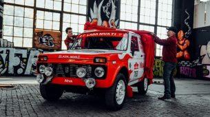Lada Niva iz 1984. godine ide na Dakar Rally 2022.
