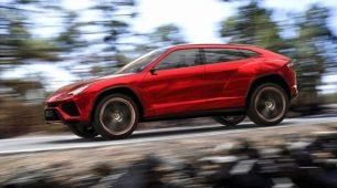 Lamborghini Urus će premijeru imati 4. prosinca