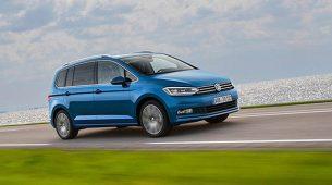 Volkswagen Touran je najprodavaniji jednovolumen Europe