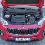 Testirani je automobil pokretao 4-cilindrični 2,0-litreni CRDi snage od 100 kW, odnosno 136 KS pri 4000 o/min te najvećeg okretnog momenta od 373 Nm koji je dostupan između 2000 i 2500 o/min. Snažan i ekonomičan, čini se kao idealan izbor za ovakvo vozilo