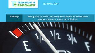 T&E studija: Potrošnja goriva – obećanje i stvarnost