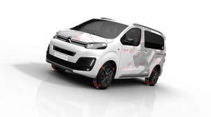 Citroën će u Ženevi predstaviti SpaceTourer 4X4 Ë