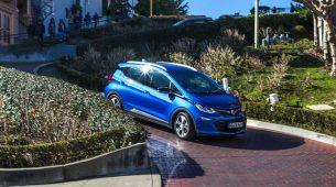 Opel je detaljnije predstavio model Ampera-e