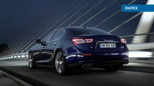 Maserati opozvao Ghibli i Quattroporte zbog problema s ležajevima kotača