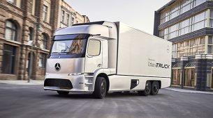 Mercedes-Benz je potvrdio serijsku proizvodnju modela Urban eTruck