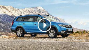 Dacia Logan MCV ubuduće u Stepway izvedbi