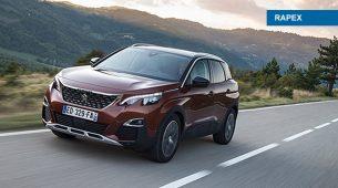 Peugeot 3008 u opozivu zbog problema s otvaranjem vratiju