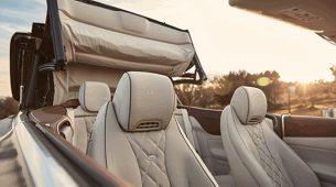 Mercedes-Benz E klasa Cabriolet – potvrđen platneni sklopivi krov