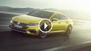 Volkswagen Arteon – zamjena za CC i novi predvodnik ponude