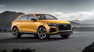 Audi Q8 Sport Concept – najava sportske izvedbe novog produkcijskog SUV-a