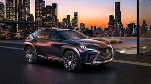 Lexus u Ženevu dovodi produkcijski UX